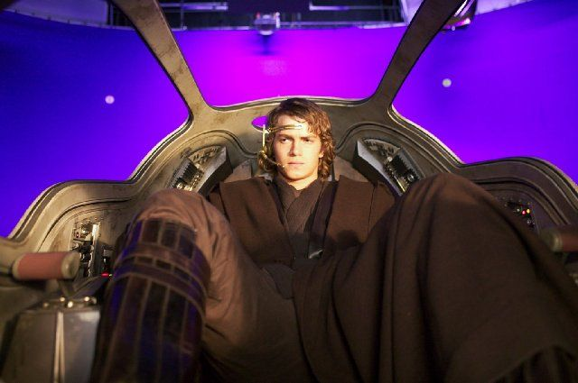 Hayden Christensen in Star wars III Revenge of the Sith (2005)