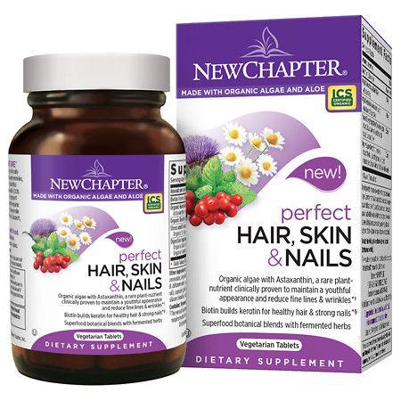 New Chapter Perfect Hair, Skin, & Nails | Perfect hair ...