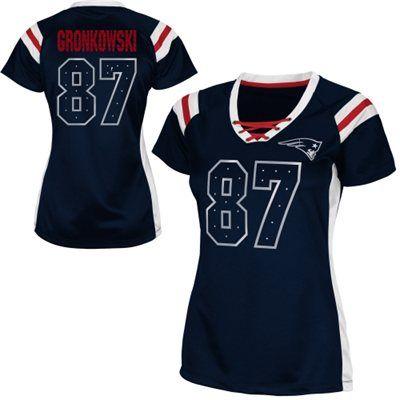 ladies rob gronkowski jersey