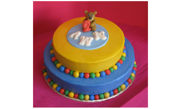 صور لقوالب أعياد ميلاد الفتيان Second Birthday Cakes 1st Birthday Cakes Birthday Cake