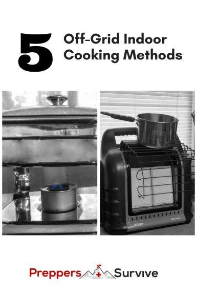 6 Methods to Cook Indoors Without Electricity – Preppers Survive