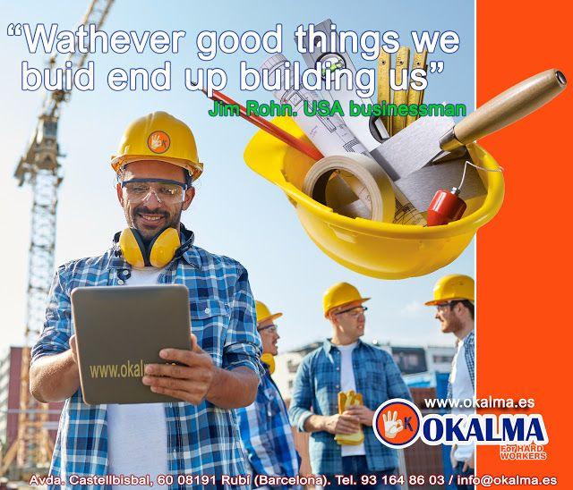 Lo Que Viene A Ser Cualquier Buena Cosa Que Construyamos