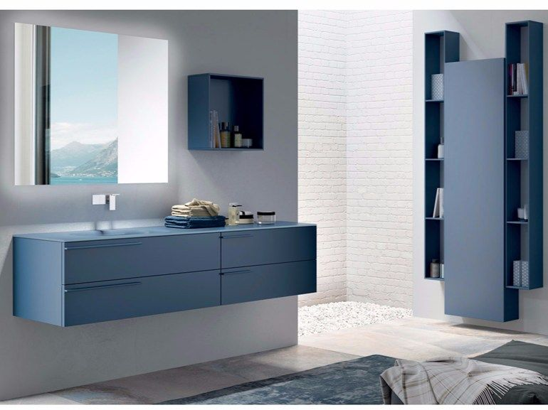 Mobile bagno / mobile lavabo SYN 15 by LASA IDEA | BATH | Pinterest