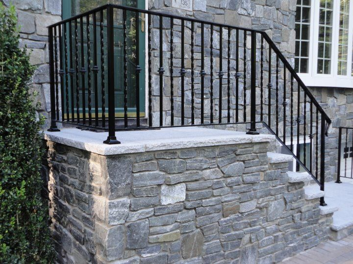 Best Unique Rail Design Step Railing Outdoor Front Porch 400 x 300