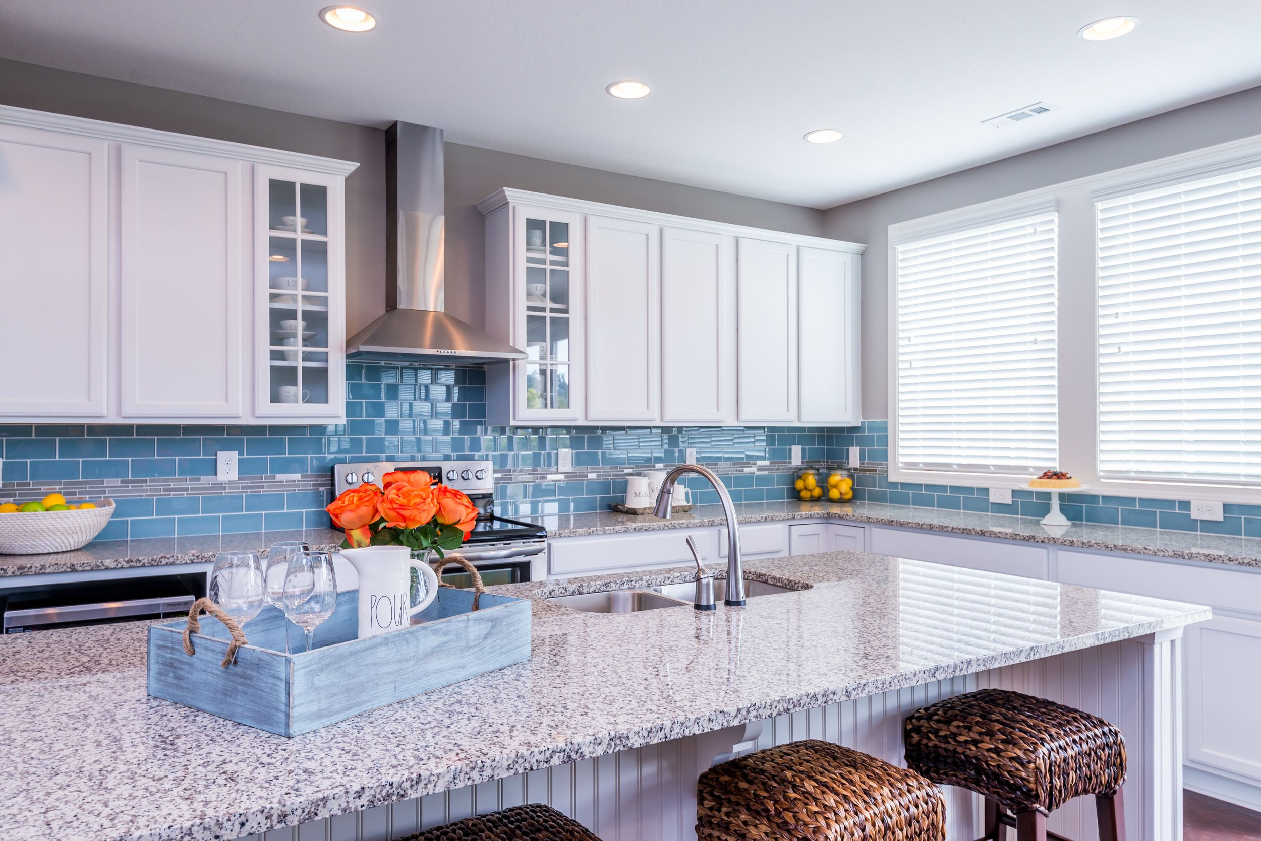 The Kitchen Of The Wakefield Floor Plan By Ball Homes
