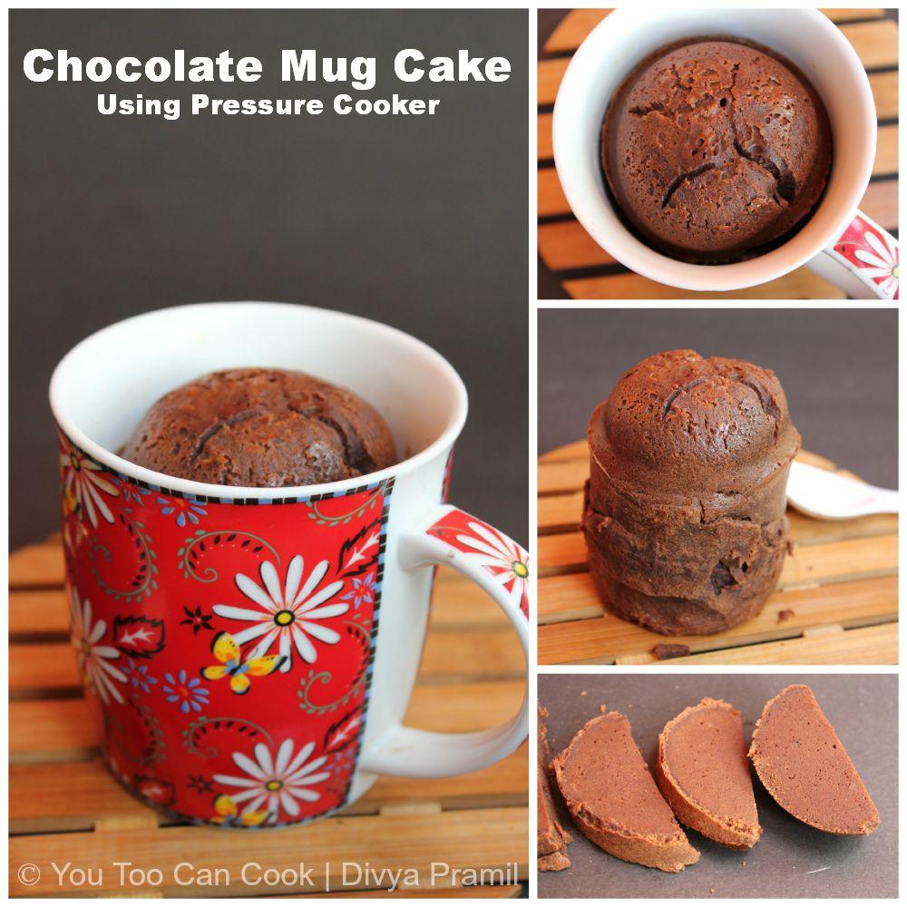 Chocolate mug cake using pressure cooker christmas desserts food chocolate mug cake using pressure cooker christmas desserts christmas recipes forumfinder Images
