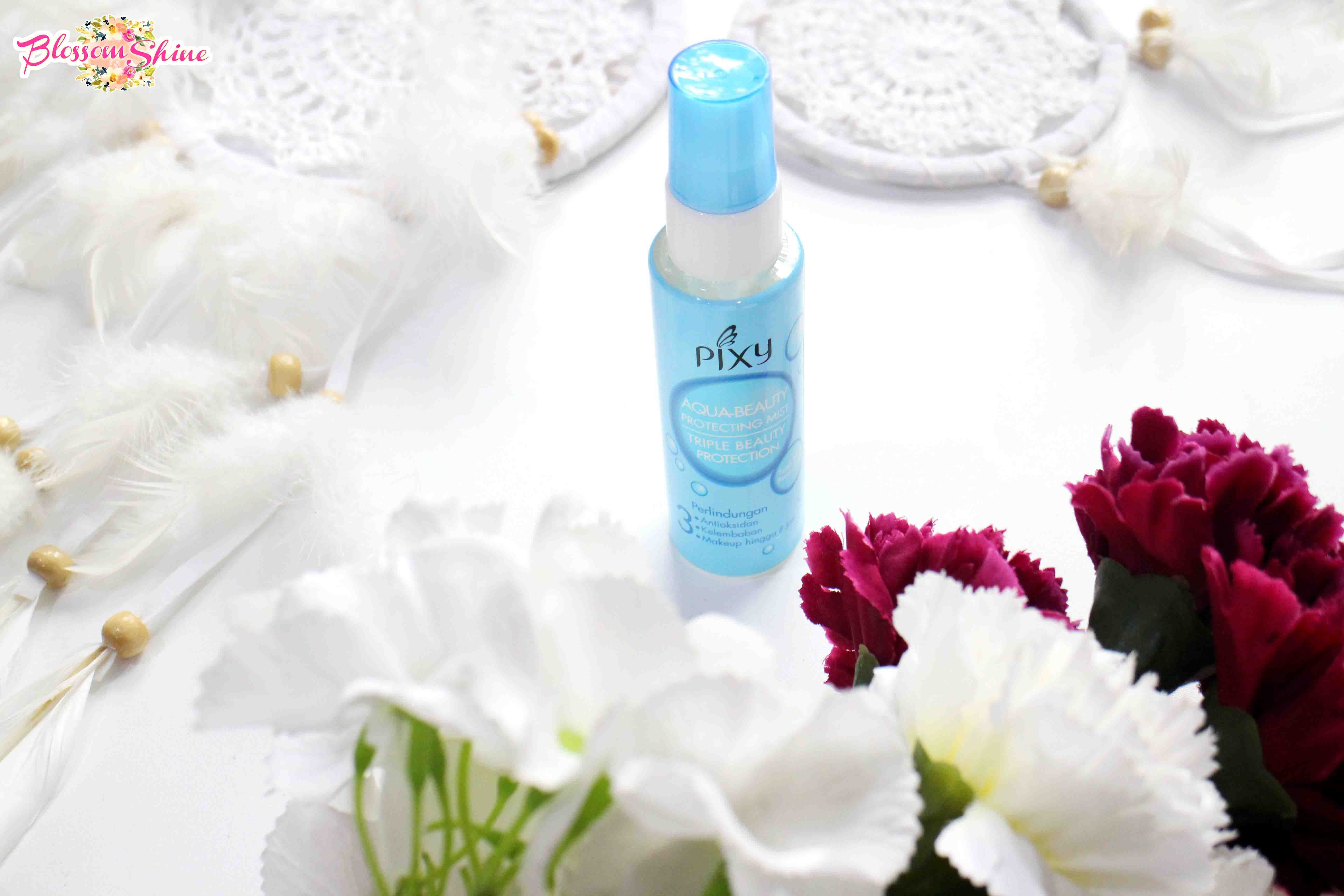 Pixy WhiteAqua Beauty Protection Mist Blossomshine