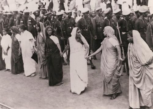Image result for Indian protesters in Bombay 1930