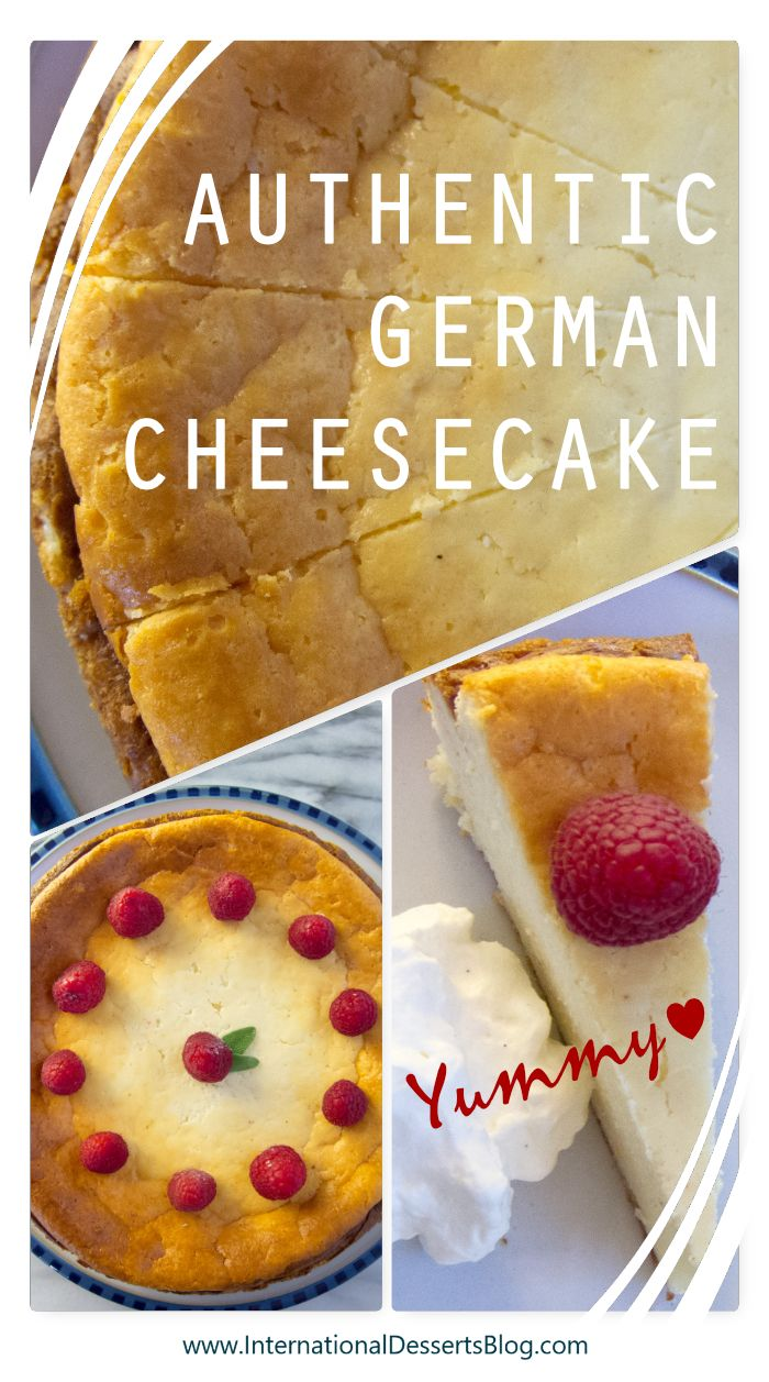 Authentic german cheesecake receta forumfinder Images