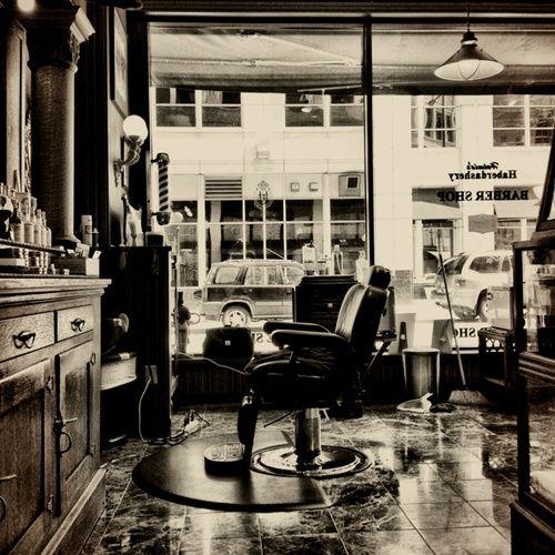 de la popular barber shop esta en memphis tennessee salon frisuren shops und b rte. Black Bedroom Furniture Sets. Home Design Ideas