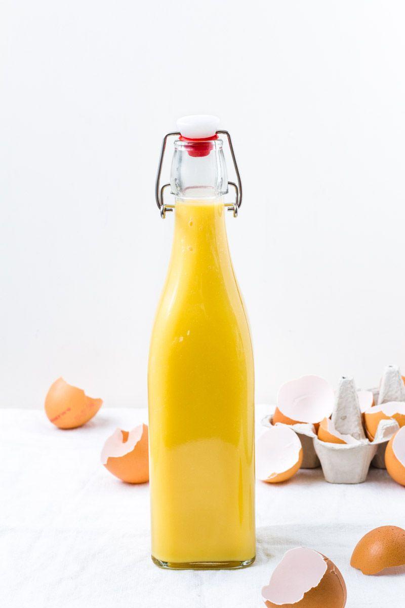 Der (wahrscheinlich) beste Eierlikör der Welt | Recept | Getränke ...