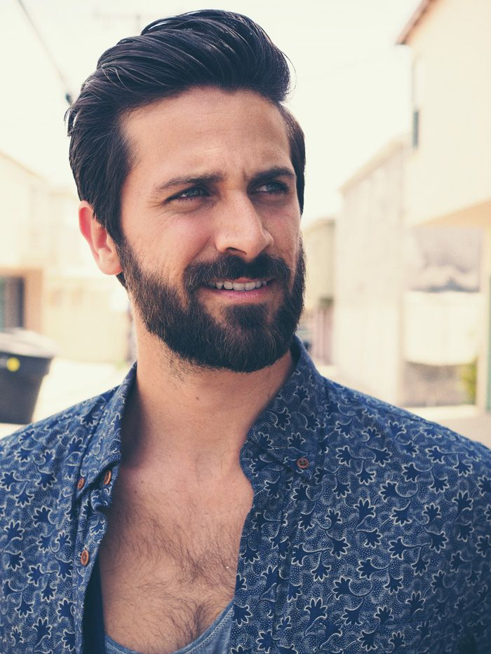 5 Days 5 Hairstyles 1 Haircut Wea Ll Show You How To Have Better Hair Everyday Primer Beard Styles Best Beard Styles Cool Hairstyles