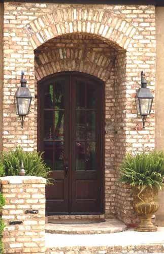 French Acadian Style Front Doors & Custom Wood Doors Divided Lite - Doors by Design - Daphne Alabama ...