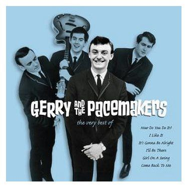 Gerry And The Pacemakers The Very Best Of UK CD album (CDLP) (437922)