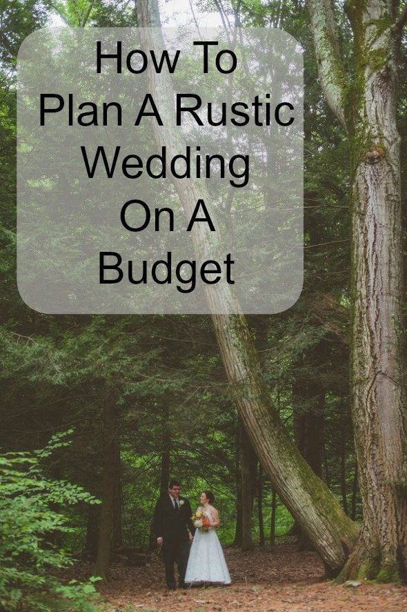 How To Plan A Wedding On Budget