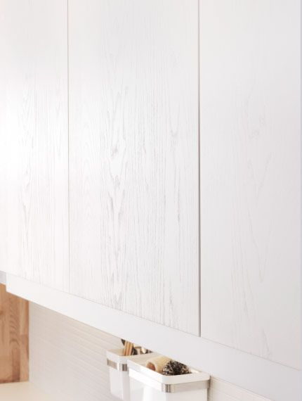 Rasdal White Ash Ikea New Kitchen Cabinet Color Feb 2015 Ikea Metod Kitchen Ikea New Kitchen Small White Kitchens