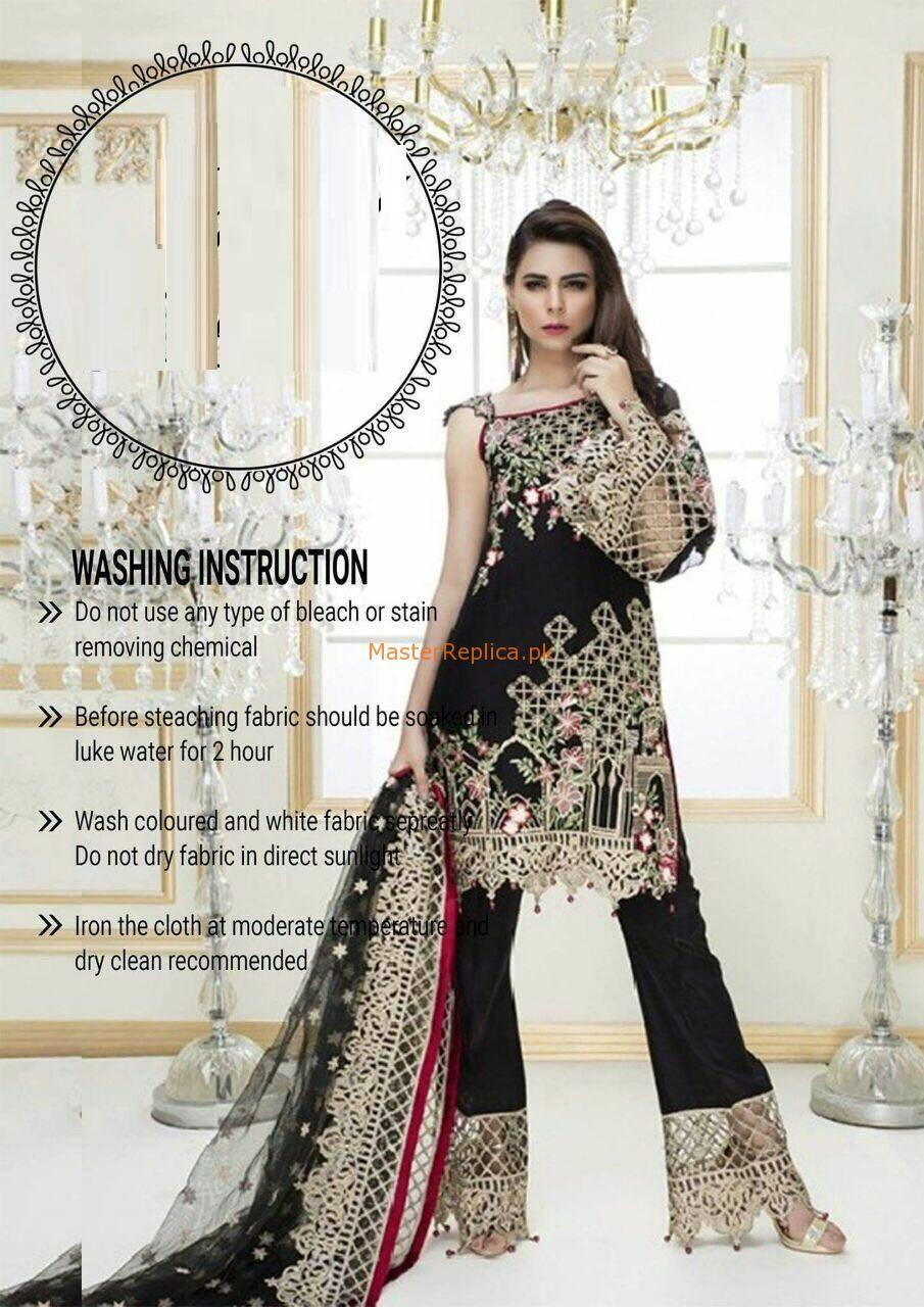 b1e2592c10 Check Out Kanaveez Latest Embroidered Chiffon Collection Replica at Master  Replica Pakistan Call/WhatsApp: