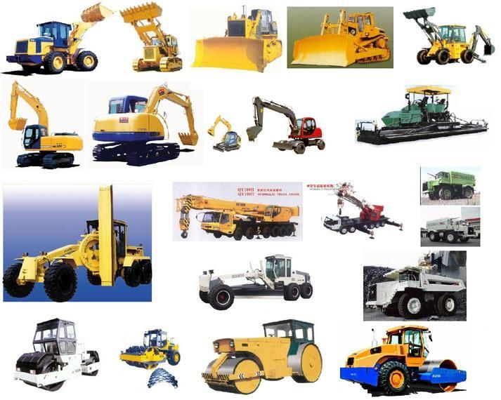 Different Types Of Construction Vehicles Types Of Construction
