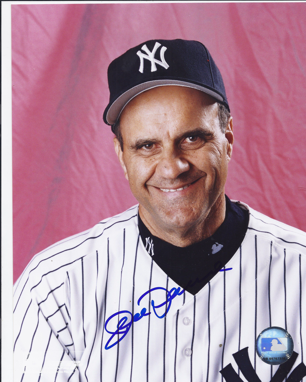 Ny Yankees Manager Joe Torre Signed Autographed Color 8x10 Etsy In 2020 Joe Torre Ny Yankees Yankees