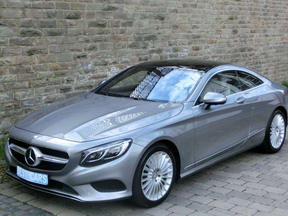 2014 mercedesbenz coupe s 500 sclass 4matic 1 owner