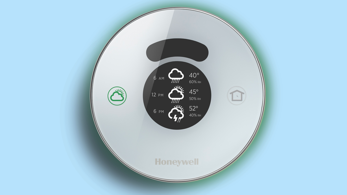 Honeywell Takes On Nest With A Homekit Thermostat