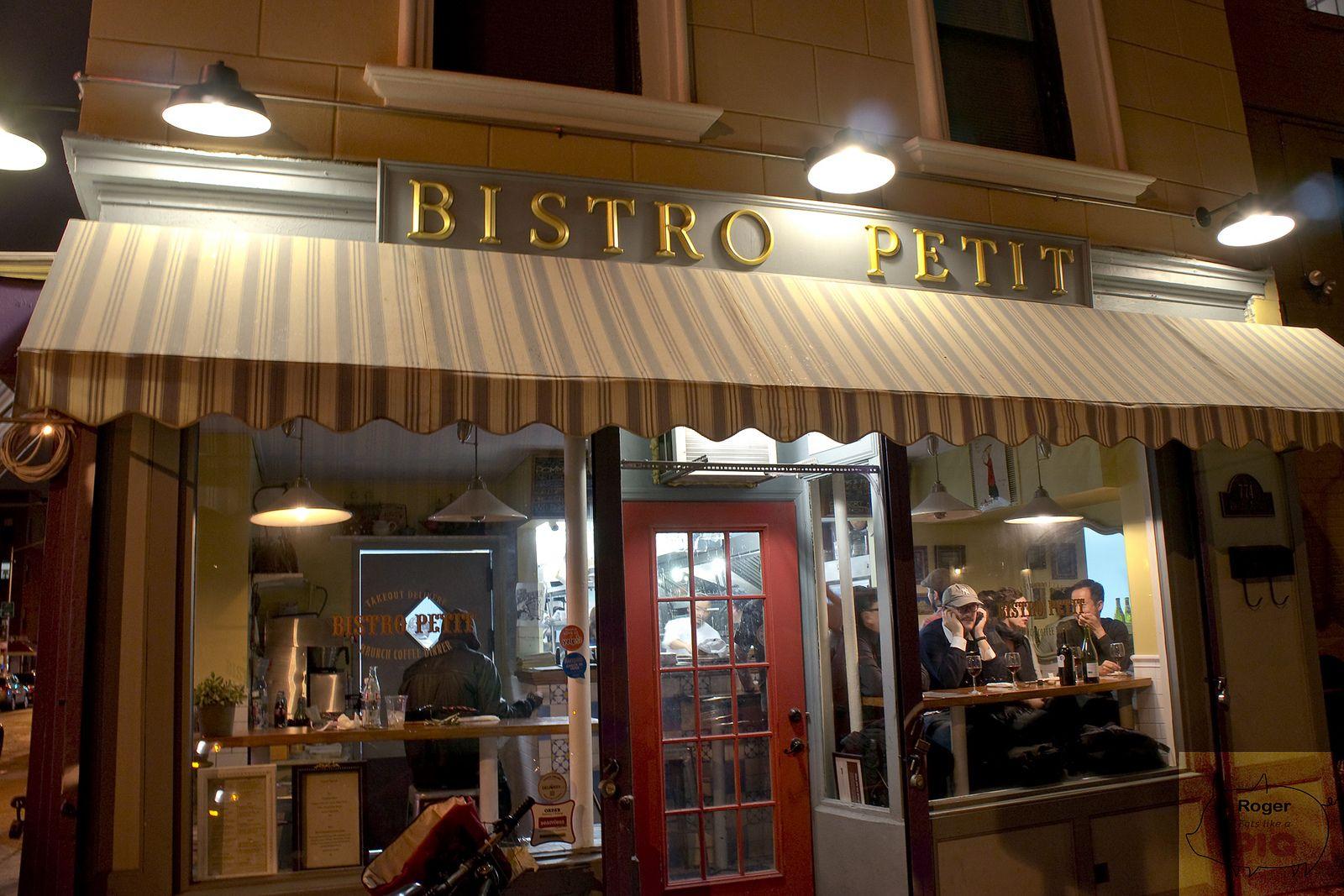 Bistro petit in brooklyn a tiny 10 seats restaurant