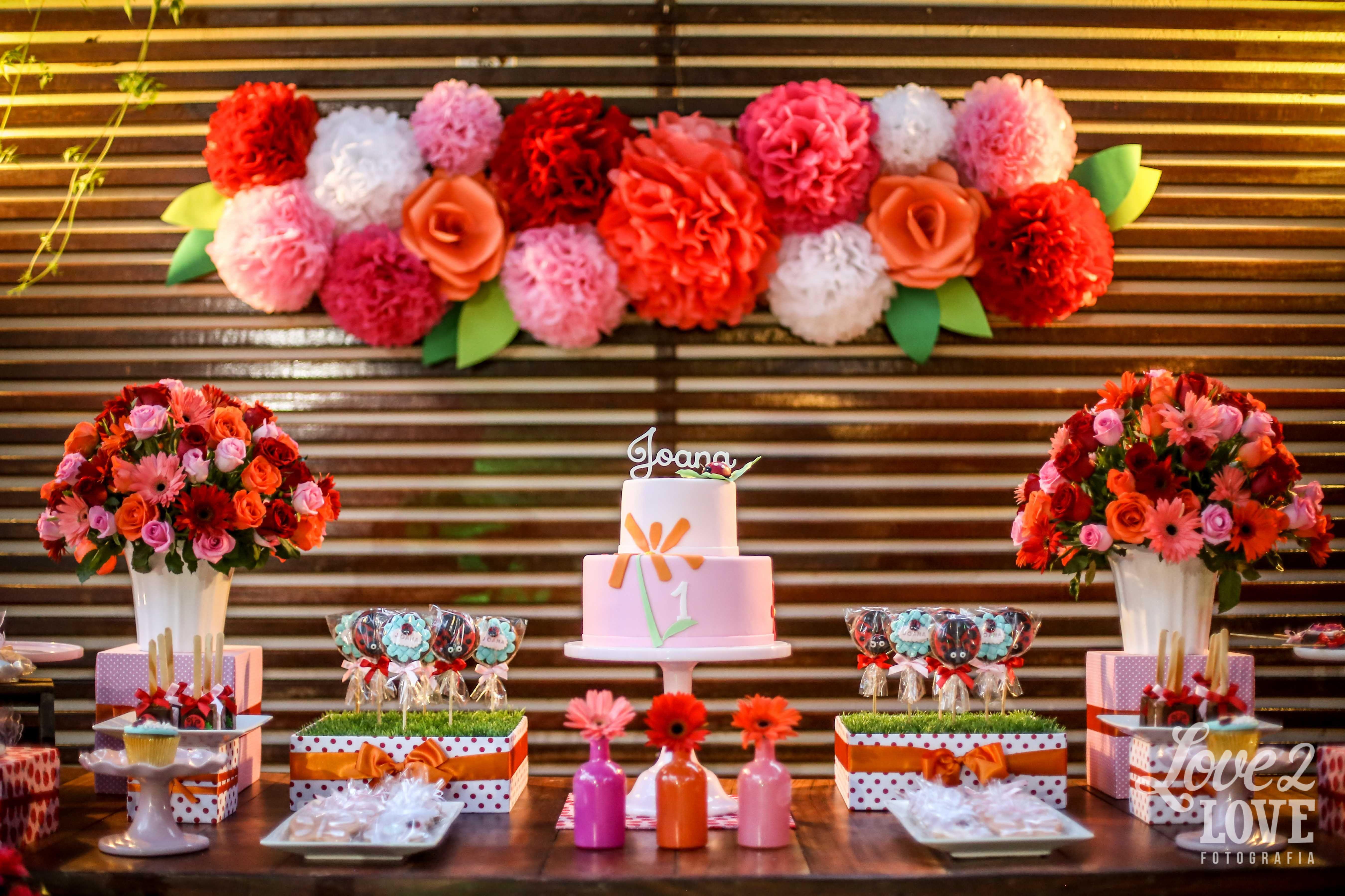 painel com flores de papel casamento Pesquisa Google festa 1ano Pinterest Flores de  -> Decoração De Flores De Papel Para Aniversario