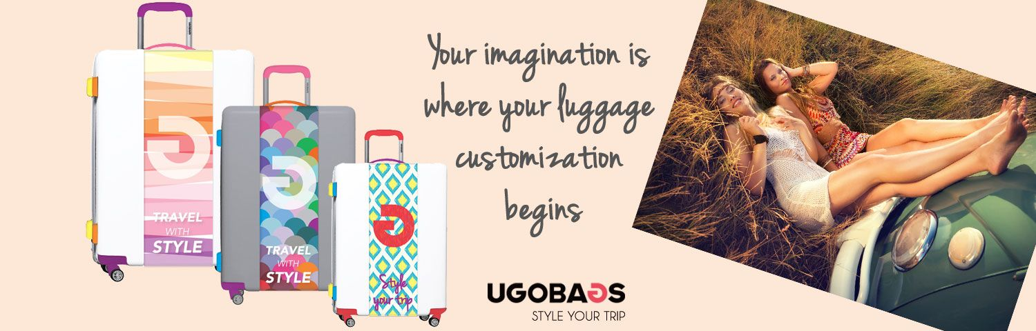 Ugobags: Luggage As Unique As You Are
