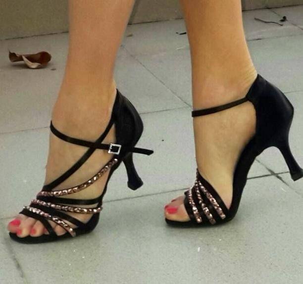 Ballroom Dancing Shoes I A