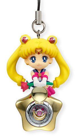 Bandai Bishoujo Senshi Sailor Moon Twinkle Dolly Part 1 Phone Strap Charm Figure