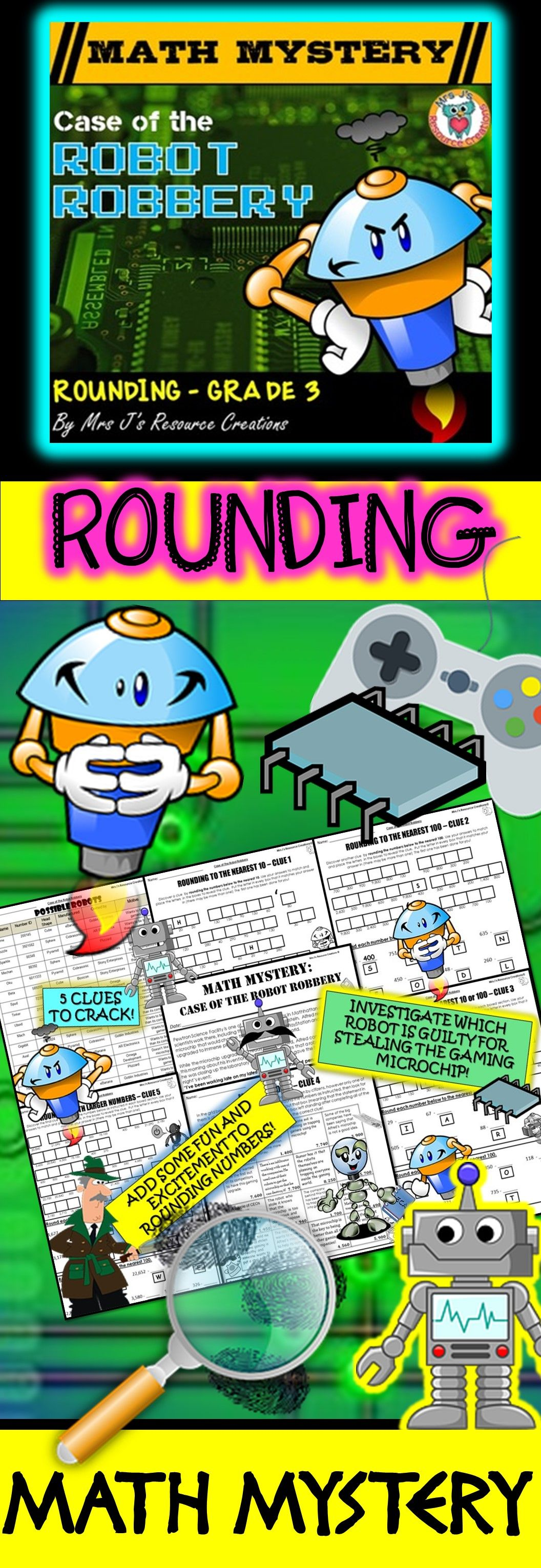 Rounding To The Nearest Ten And Hundred Fun Rounding