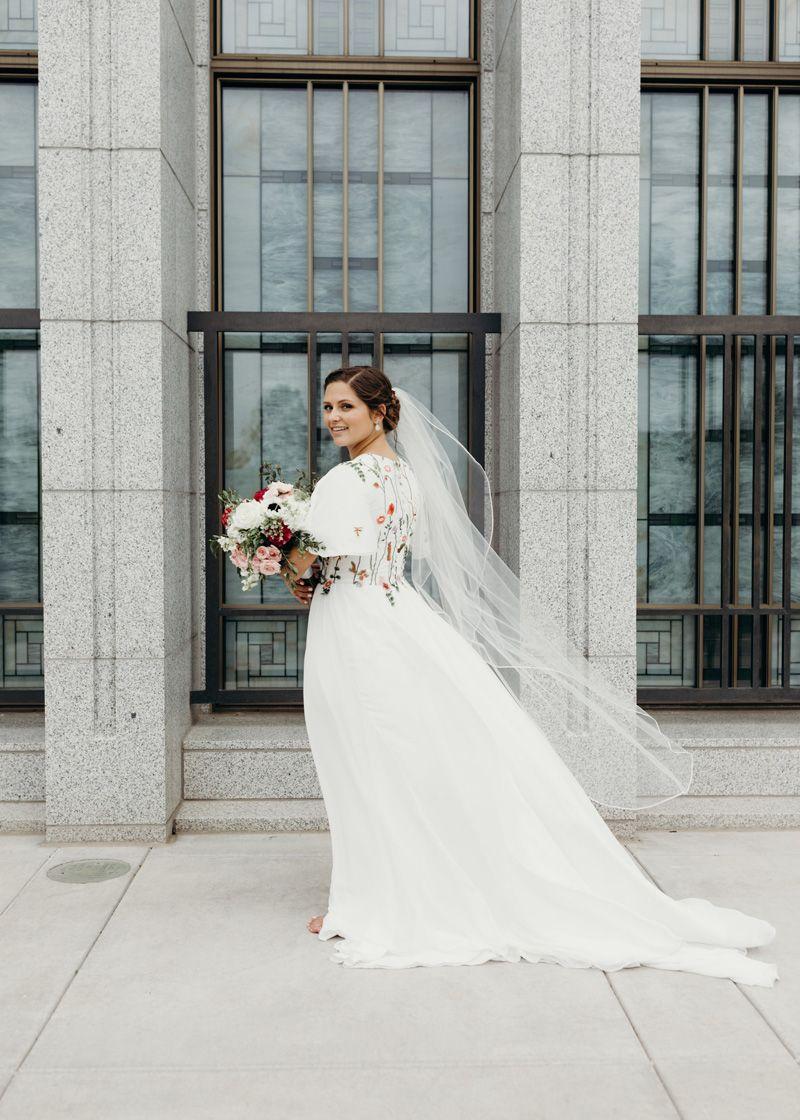 Colorful Wedding Dress Utah Wedding Dresses Utah Wedding Dress Modest Wedding Dresses