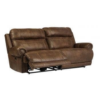 Wayside Furniture Joplin Mo Austere Brown 2 Seat Reclining Sofa