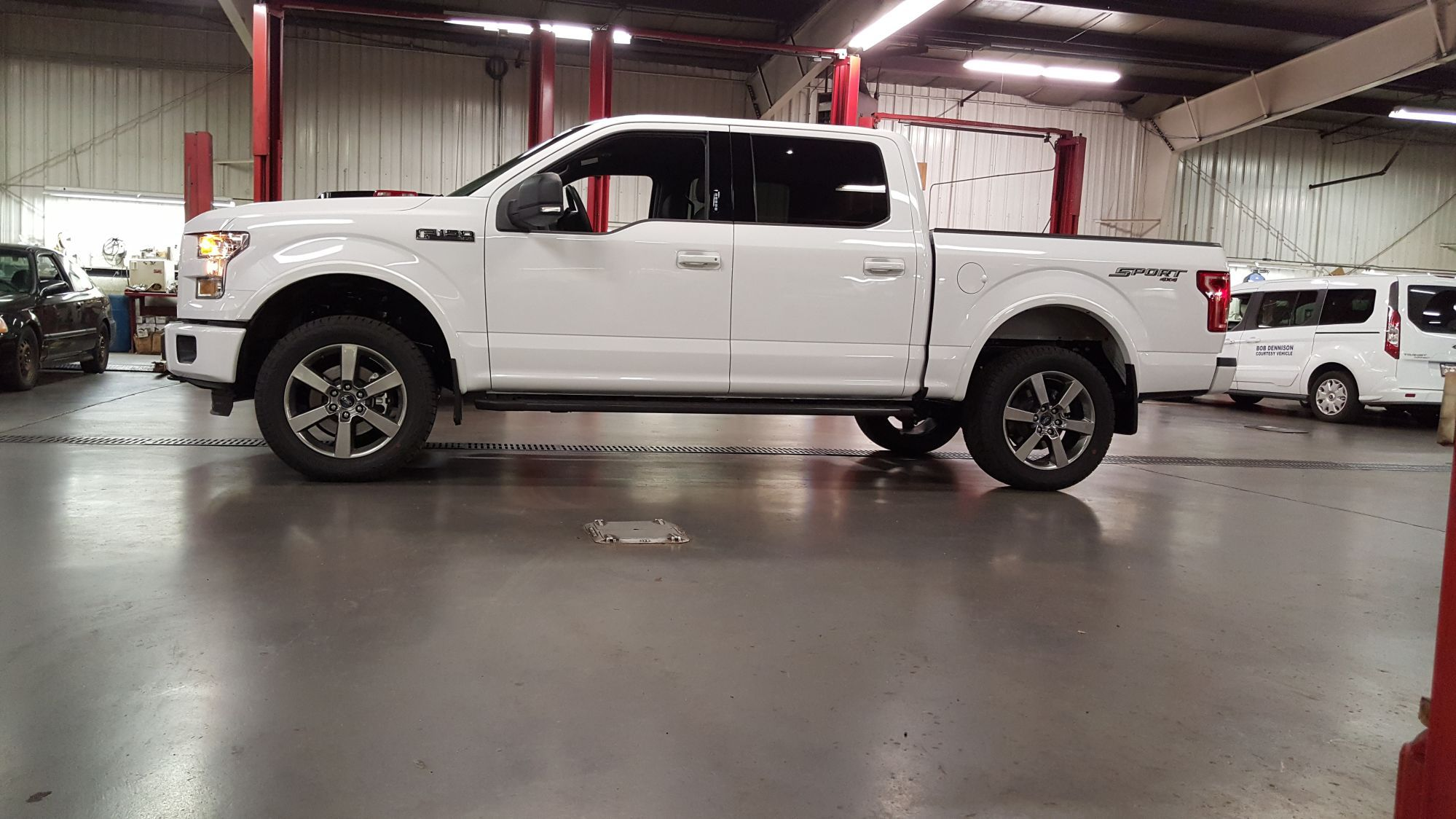 Show Me Your Leveled Trucks With Oem Rims Ford F150 Forum Community Of Ford Truck Fans Ford F150 F150 Ford Truck