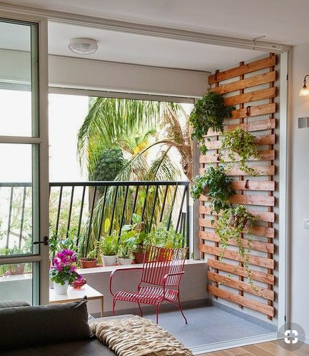 Photo of 29 Beautiful Vertical Gardens for Balconies