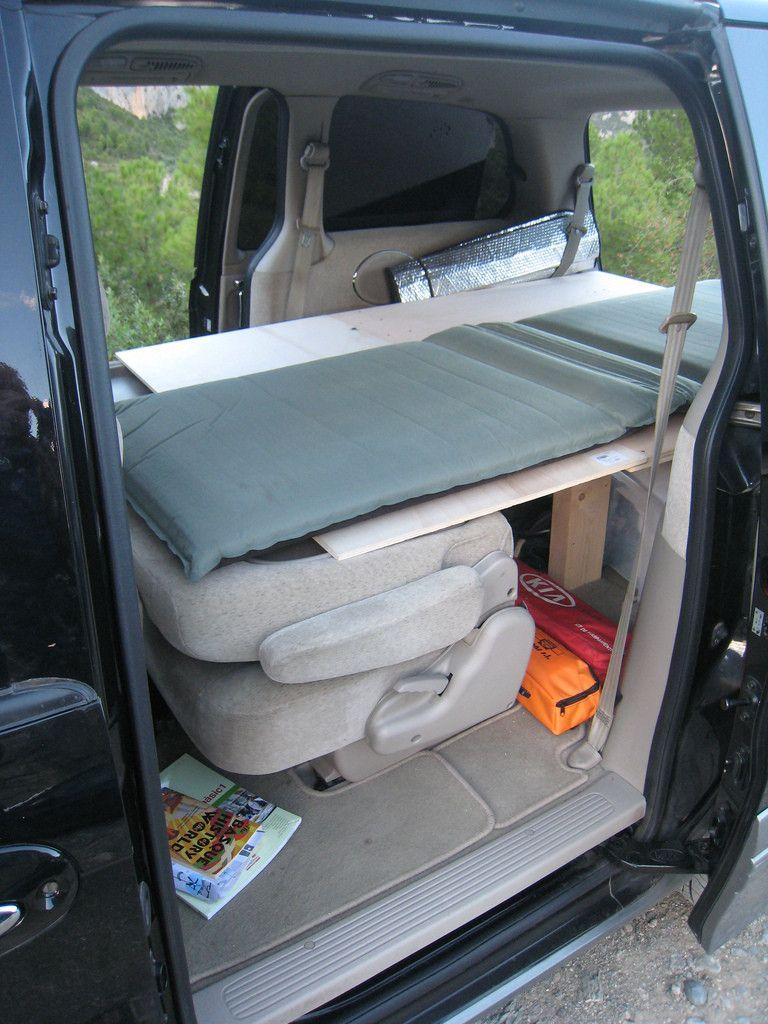 Kia Carnival Camper Road Trip Pinterest Van Camping Transfer Case Need Help Pajero 4wd Club Of Victoria Public Forum Imgur