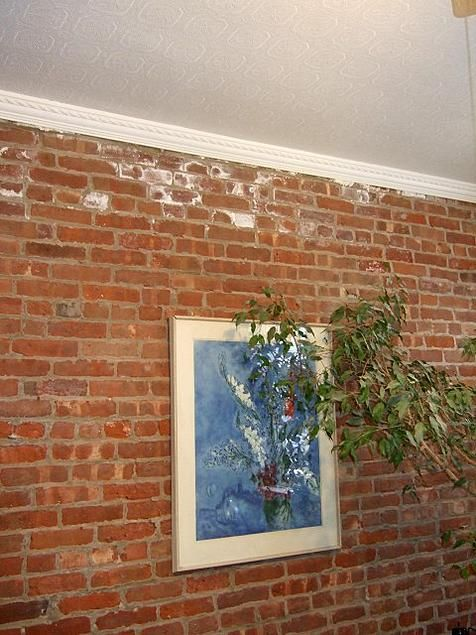 Attirant Diy Sealing Exposed Brick: Film Former, Water Based. The Best Choice Is An