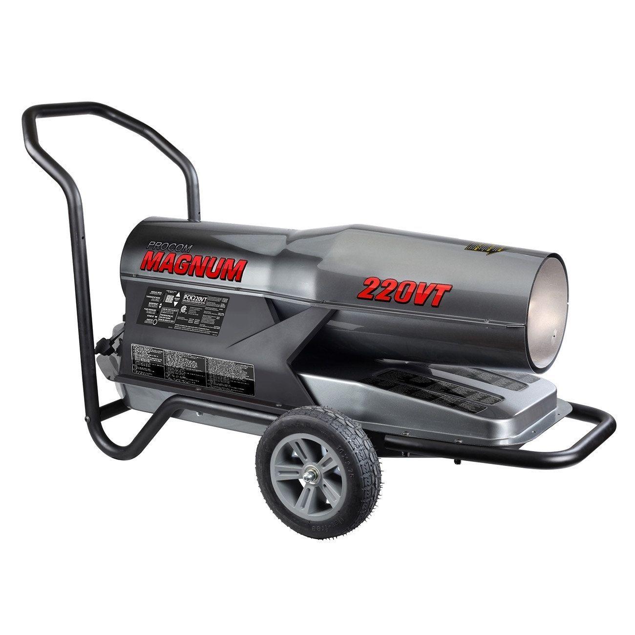 Kerosene Forced Air Heater 160,000220,000 BTU
