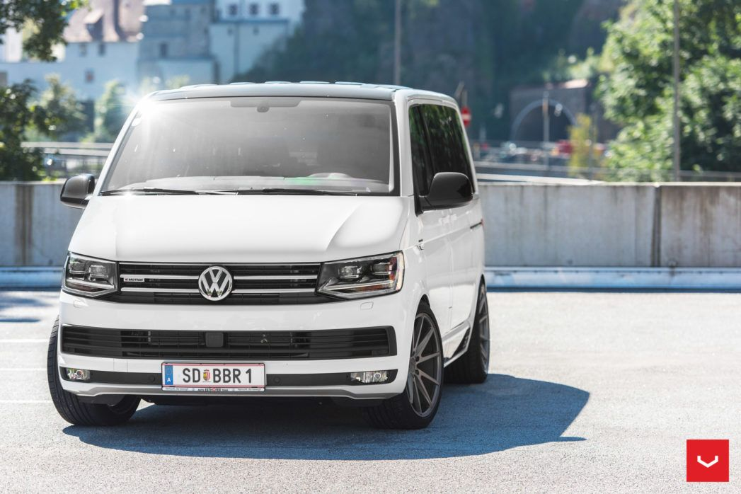 VW T6 - VOSSEN FLOW FORMED SERIES: VFS1 | Volkswagen | Vossen wheels