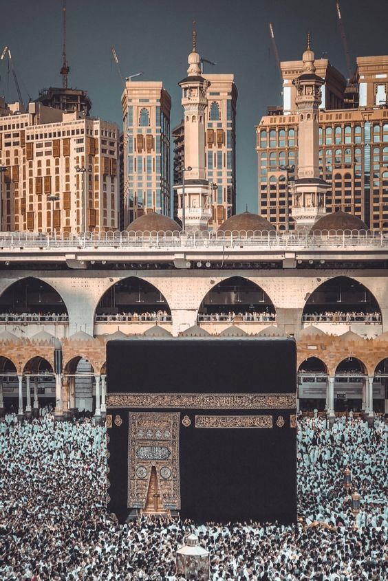 And From Part Of The Night Pray With It As Additional Worship For You It Is Expected That Your Lord Will R Mecca Wallpaper Mecca Islam Islamic Wallpaper