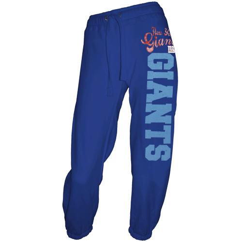 New York Giants Ladies Royal Blue Takeaway Fleece Capri Pants. New York Giants Ladies Royal Blue Takeaway Fleece Capri Pants  New York Giants Ladies Royal Blue Takeaway Fleece Capri Pants    Price: $39.95