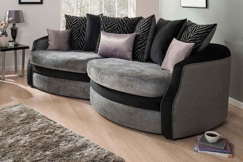 Exceptionnel Olivia Snuggle Sofa | BrightHouse