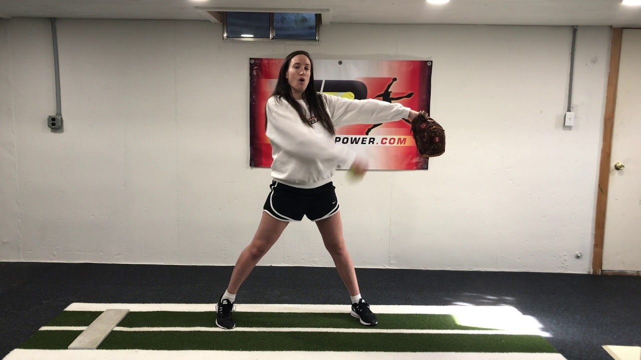 how to increase arm speed for softball pitching