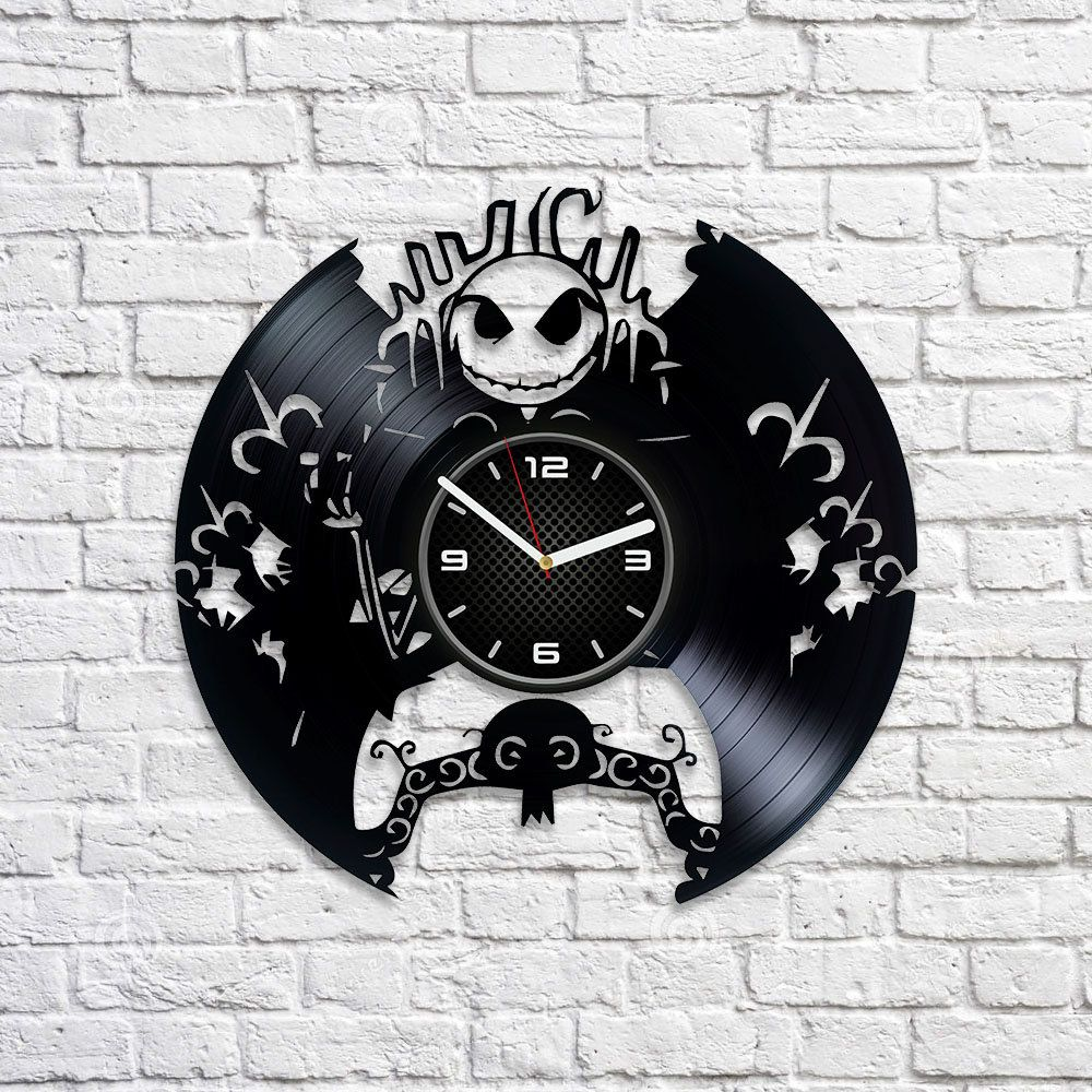 This Item Is Unavailable Nightmare Before Christmas Clock Christmas Clock Vintage Wall Clock