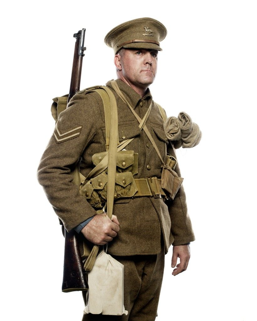 German Ww1 Soldier Uniform Ww1 early 1916 somme soldier | ww1 ...