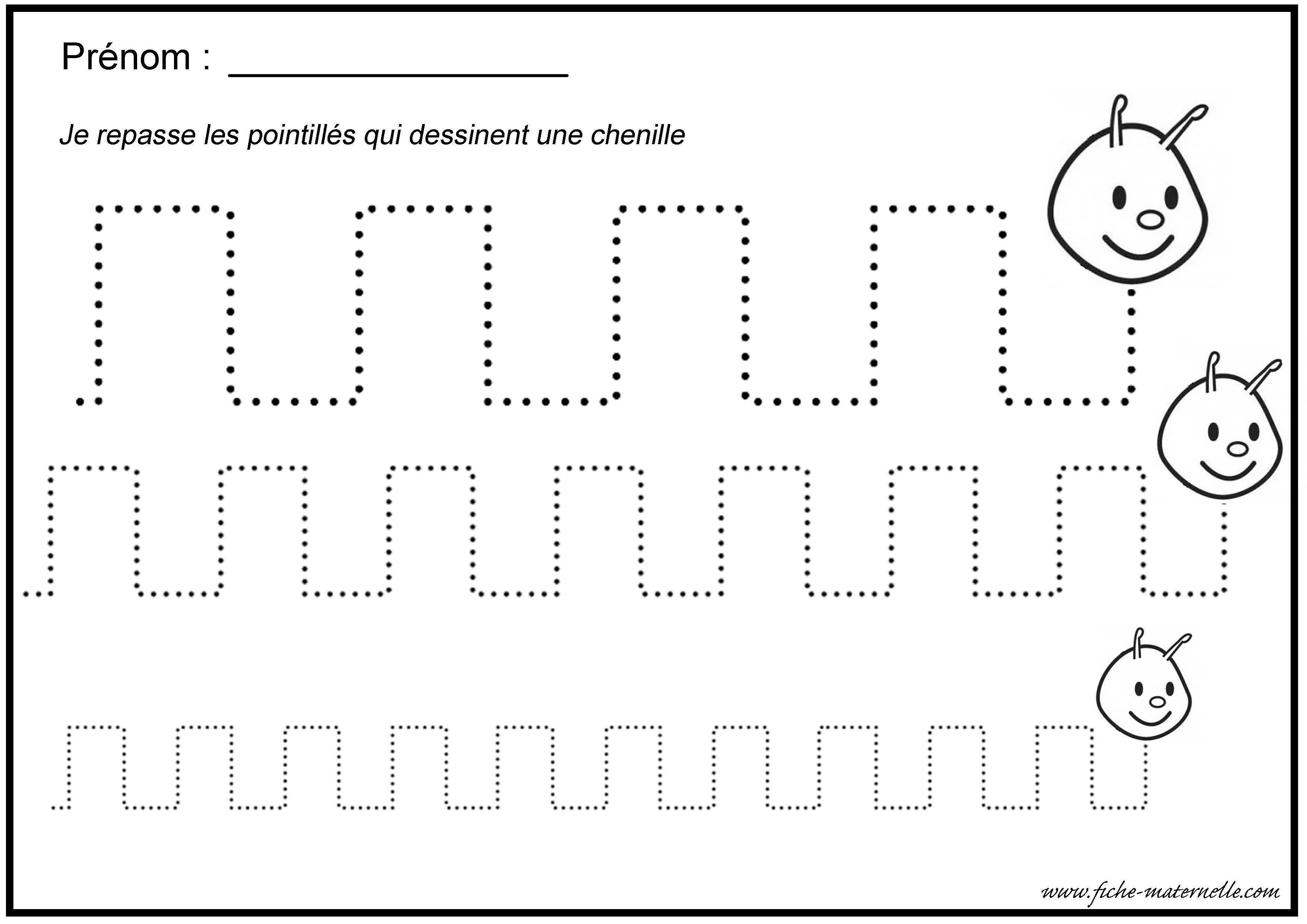 Graphisme GS et MS | Graphisme gs, Graphismes maternelle ...