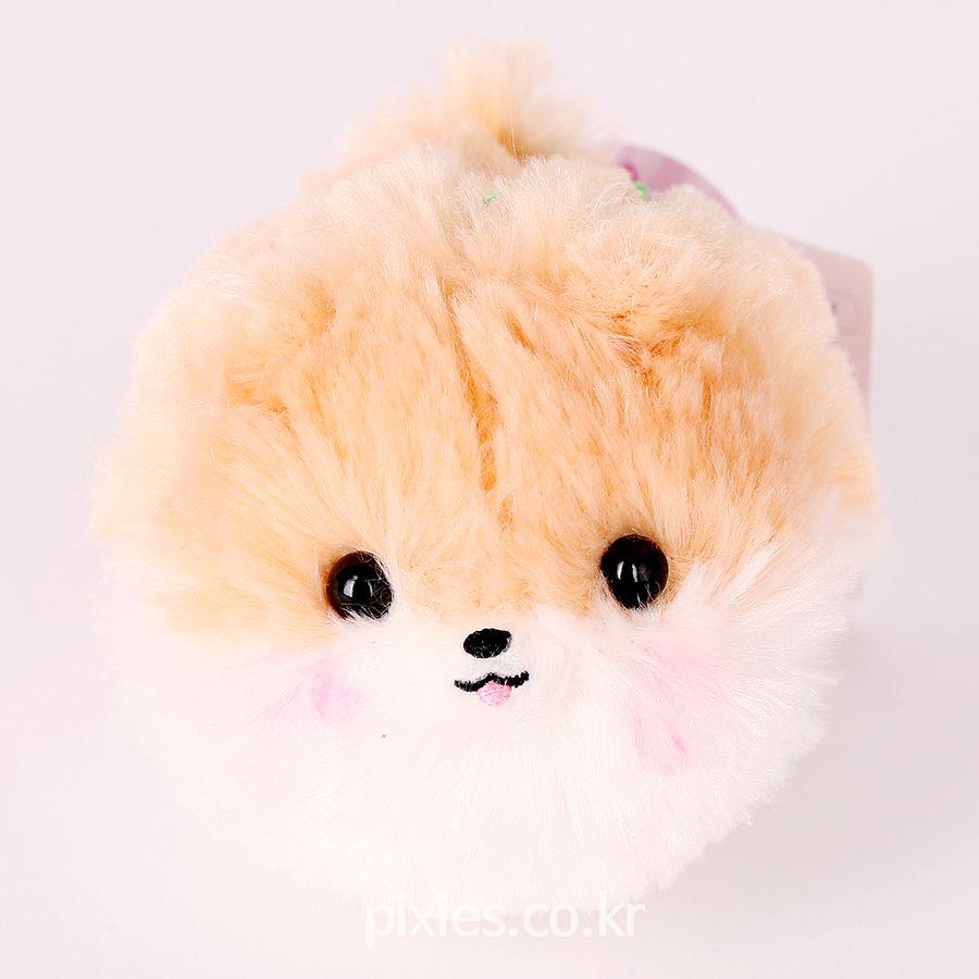Fuwamofu Pometan Ball Chain Mascot | Pixie ♥