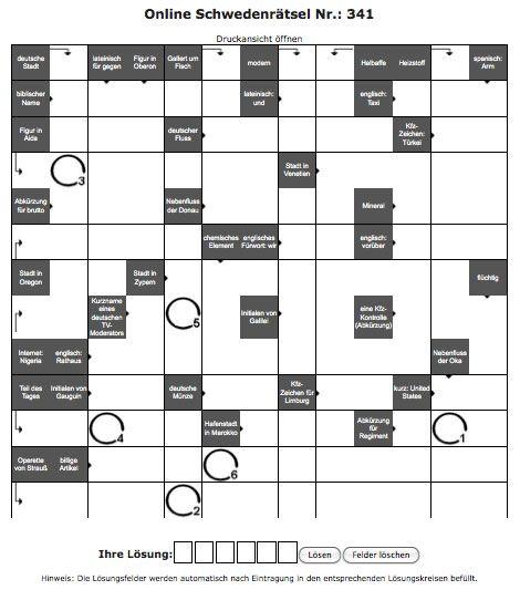 kreuzwortraetsel zum ausdrucken kostenlos vorlage stundenplan crossword puzzle. Black Bedroom Furniture Sets. Home Design Ideas