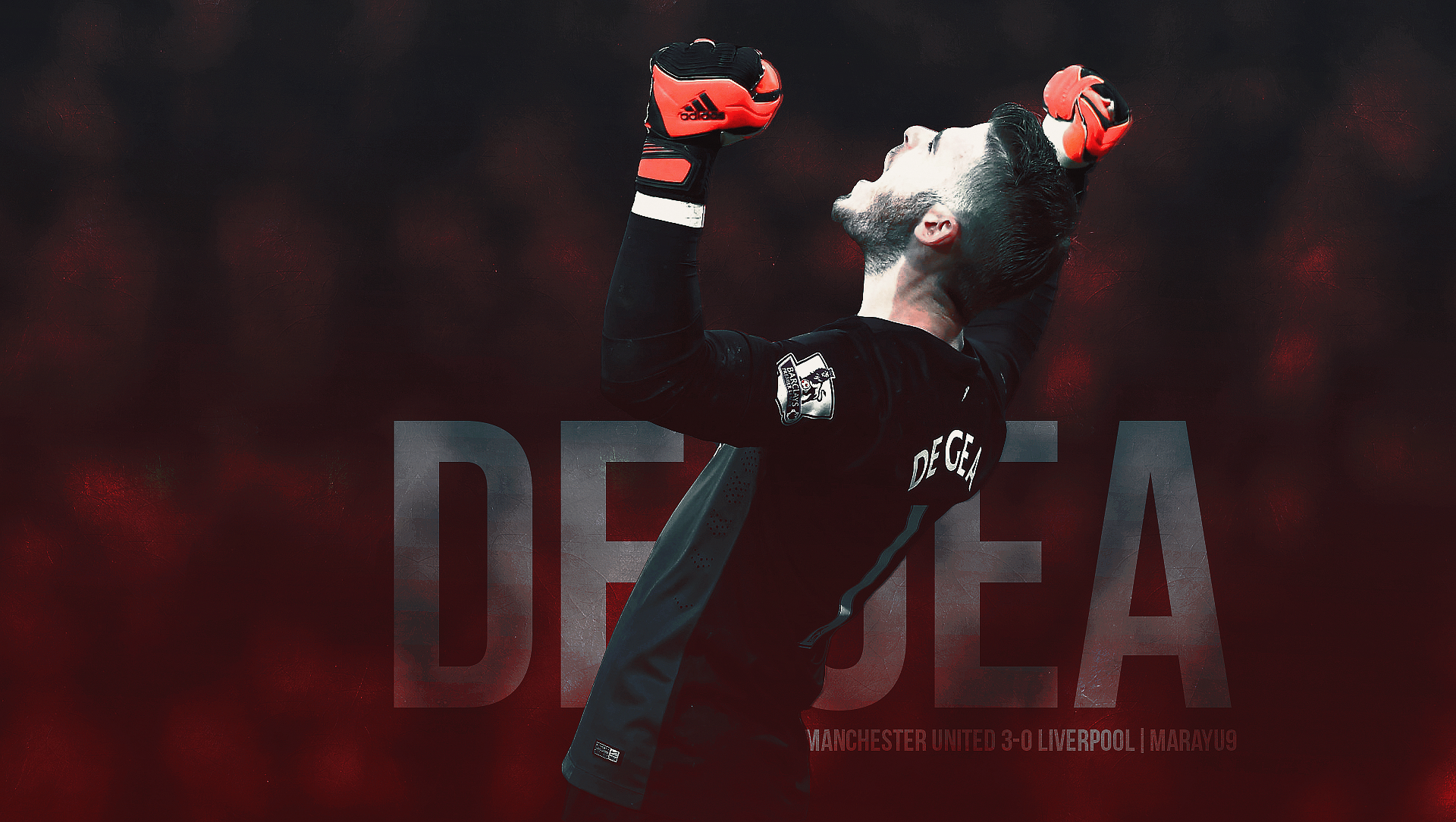 Get Good Looking Manchester United Wallpapers De Gea Wallpaper with David De Gea! Click on the pic on my G+ and then More/Download