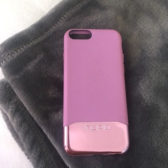 iPhone 6 Case Purple IPhone 6 case with chrome detailing incipio Accessories Phone Cases